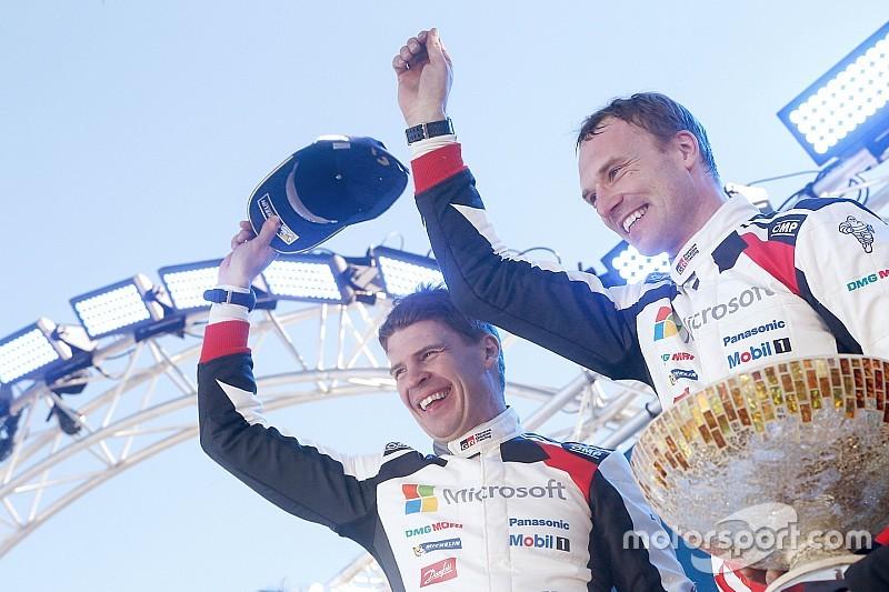 【WRC】ラトバラ「優勝でモチベーション高まった。次戦待ちきれない」