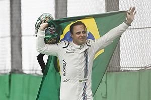 Formula 1 Special feature Massa  column: My secret farewell to home fans