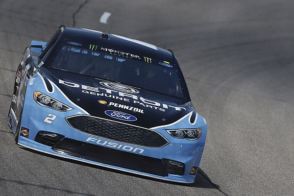 NASCAR Cup Race report Keselowski wins second stage of Richmond Cup race
