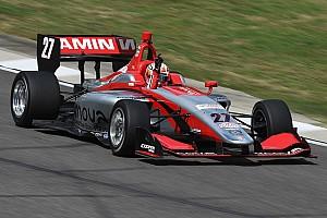 Indy Lights Reporte de la carrera Jamin domina para su segunda victoria