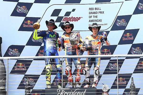 MotoGP Race report Austin MotoGP: Marquez stays unbeaten at COTA, Vinales crashes