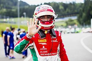 فورمولا 2 تقرير السباق فورمولا 2: لوكلير يفوز بالسباق الأوّل في النمسا ويعزز صدارته للترتيب العام
