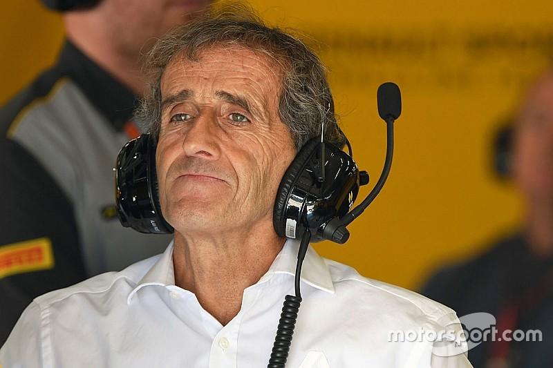 Prost descarta el retorno de los motores V8 o V10 a F1