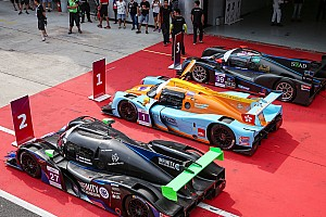Asian Le Mans Breaking news 2017/18 Asian Le Mans Series Calendar changes announced