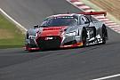 Blancpain Sprint BMW en Audi snelste tijdens vrije trainingen Brands Hatch