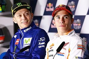 MotoGP Son dakika Rossi: Marquez, 2017'de hasar sınırlamada en iyiydi