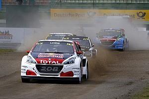 World Rallycross Réactions Une bonne voiture et des circonstances favorables pour Loeb