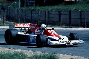 Formule 1 Nostalgie Rétro F1 - La courte épopée de Martini