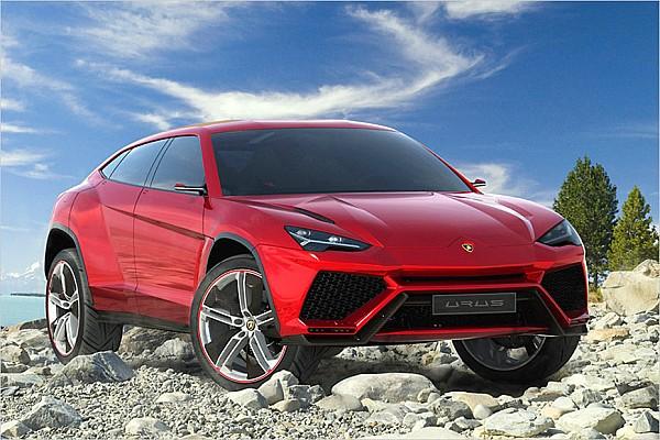 Automotive News Vorschau: Das erste SUV von Lamborghini