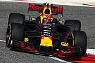 2017 Bahreyn GP 3.Antrenman: Verstappen ve Red Bull lider!