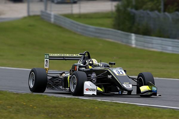 F3 Europe Jelentés a versenyről Lando Norris megnyerte a harmadik nürburgringi F3-as futamot is