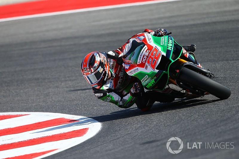 Tingkatkan performa, kunci Lowes kembali ke MotoGP