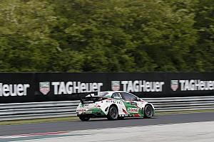 WTCC Jelentés a versenyről WTCC: Michelisz negyedik lett a második futamon a Hungaroringen