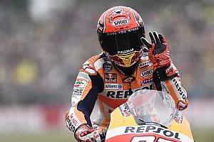 MotoGP Résumé de qualifications Qualifs - Márquez et Honda dominent, Rossi résiste