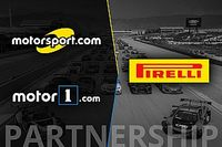 Pirelli World Challenge wijst Motorsport Network als 'Official Digital Media Partner'