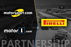 Motorsport, 'Digital Media Partner Oficial' del 'Pirelli World Challenge'