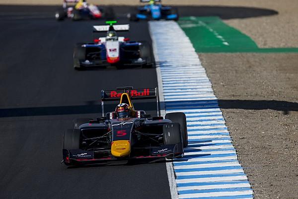 Кари лишили подиума в GP3