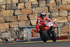 Live: Follow the Aragon MotoGP race as it happens