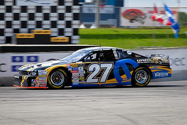 NASCAR Canada Andrew Ranger paces field in Pinty's Series qualifying at GP3R