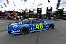 NASCAR Cup Jimmie Johnson terminó satisfecho las pruebas en  Chicagoland