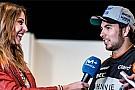 F1 Checo Pérez presume en redes su nuevo bólido y casco