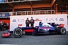 Forma-1 Sainz és Kvyat is előrelépésként tekint az új Toro Rossóra!