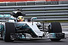 VIDEO 360º: Hamilton conduce el W08
