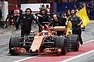 Desain tangki oli Honda diduga jadi penyebab masalah McLaren