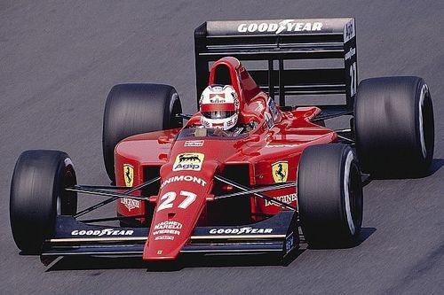 Toutes les Ferrari de l'Histoire de la F1