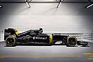 Renault показала раскраску машины Ф1