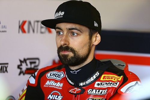 Laverty joins BMW World Superbike squad for 2020