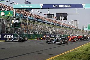 La FIA travaille sur une solution pour les feux de départ