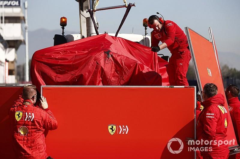 Vettel belum tahu pasti penyebab kecelakaannya