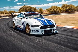 Ford Performance a dévoilé la Mustang de la série Supercars