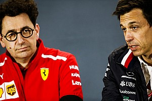 Wolff: Mercedes dan Ferrari masih seimbang