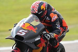 KTM opposé au développement aérodynamique, mais résigné