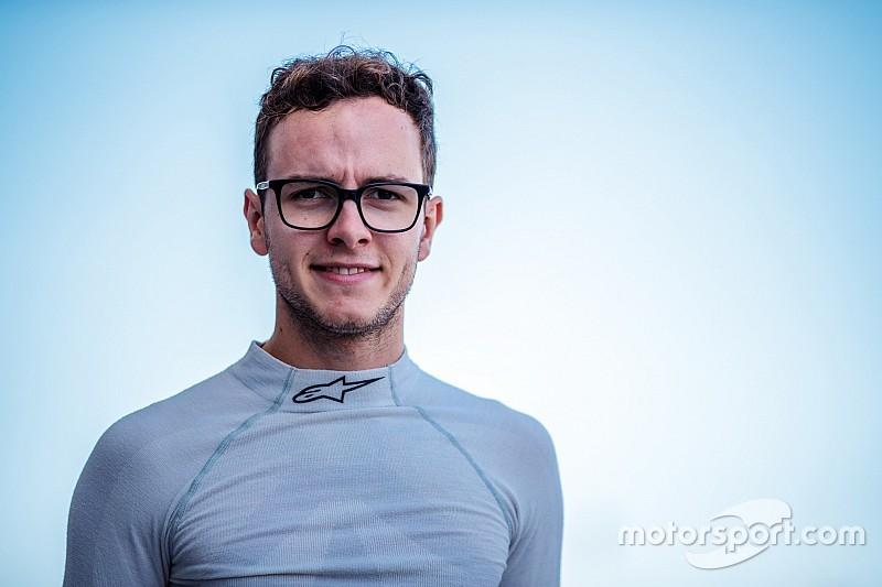 Hubert secures F2 move, Renault Academy spot