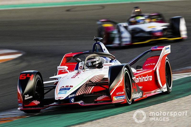 Mahindra cannot aim for anything but title - d'Ambrosio