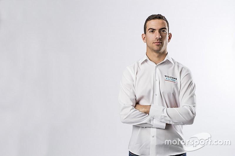 今季F2でランク9位のラティフィ、ウイリアムズのリザーブドライバーに決定