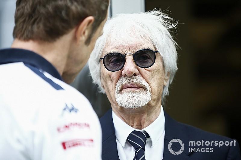 Ecclestone, Mercedes'in 2018 sonrasında da şampiyon olacağını düşünüyor