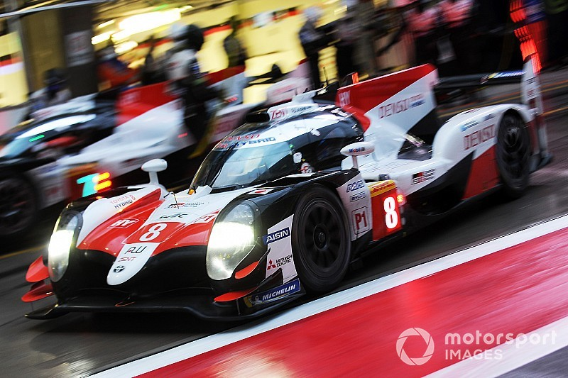 Toyota to test at Sebring ahead of WEC round