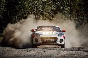 Vídeo: así es el Jaguar F-Type de rally