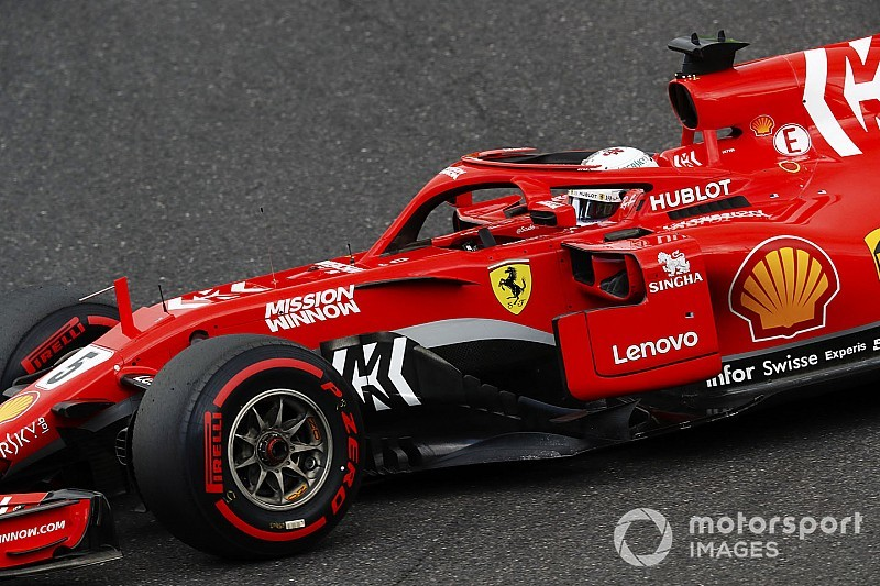 Ferrari: F1 would be