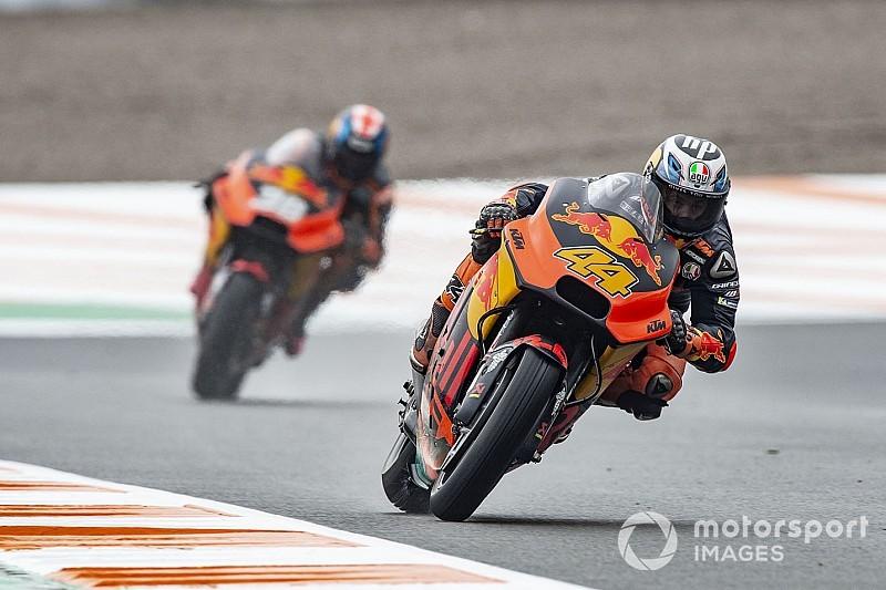Пол Еспаргаро: KTM отримав шанс відмінно завершити сезон