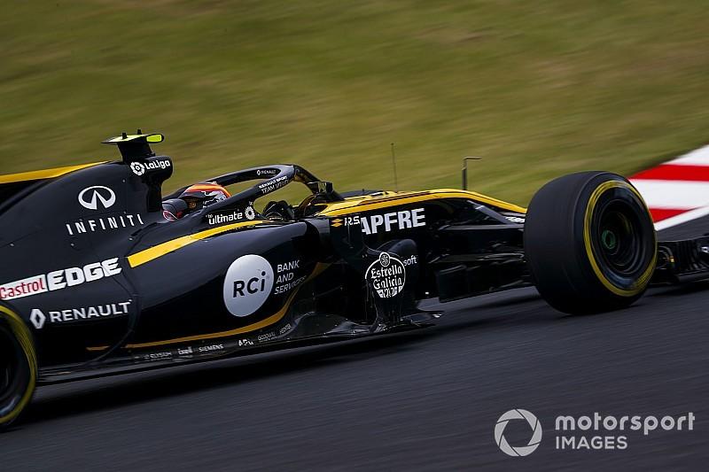Sainz: Renault'un kötü formu motorda ilerleme olmamasından kaynaklanıyor