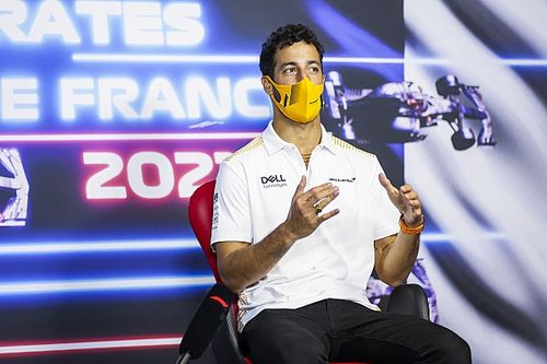 Ricciardo: ''AlphaTauri'nin bir tehdit olduğunu düşünüyorum''