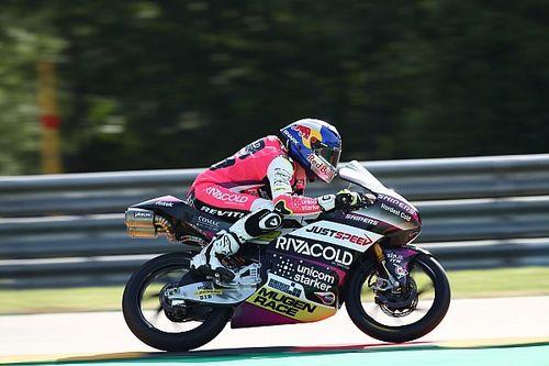 Moto3ドイツ予選:サラックが初ポール獲得。鈴木竜生が3番手フロントロウスタート