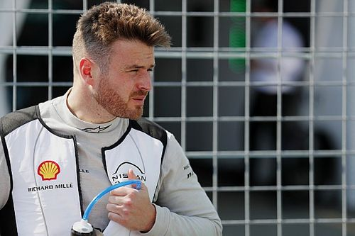 Rowland to replace Lynn at Mahindra for 2022 Formula E season