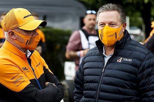 Brown: az F1-nek nem muszáj az autóipari elvárásokat követnie motorfronton