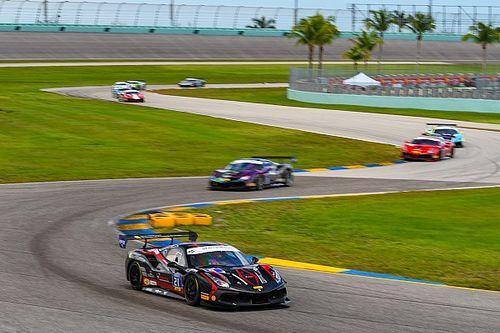 Ferrari Challenge NA completes Round 4 in Miami